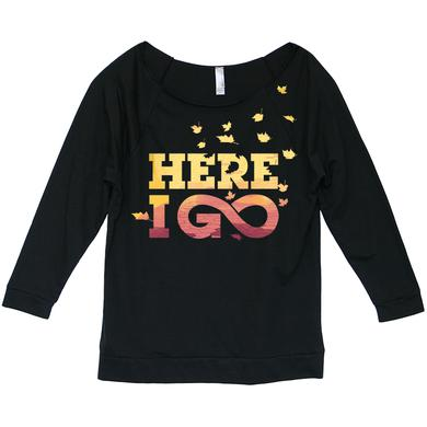 If/Then Here I Go Women's Long Sleeve