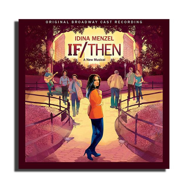 If/Then Original Broadway CD