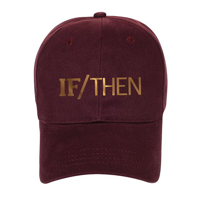 If/Then Logo Cap