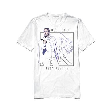 Iggy Azalea Beg For It Tee