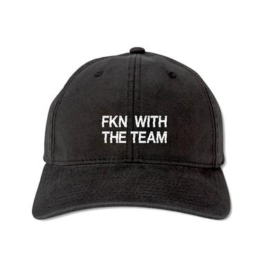Iggy Azalea FKN With The Team Black Cap