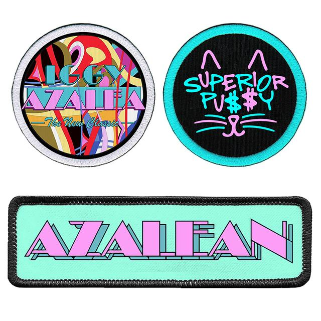 Iggy Azalea Patch Set