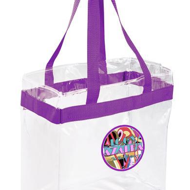 Iggy Azalea Clear Logo Tote Bag