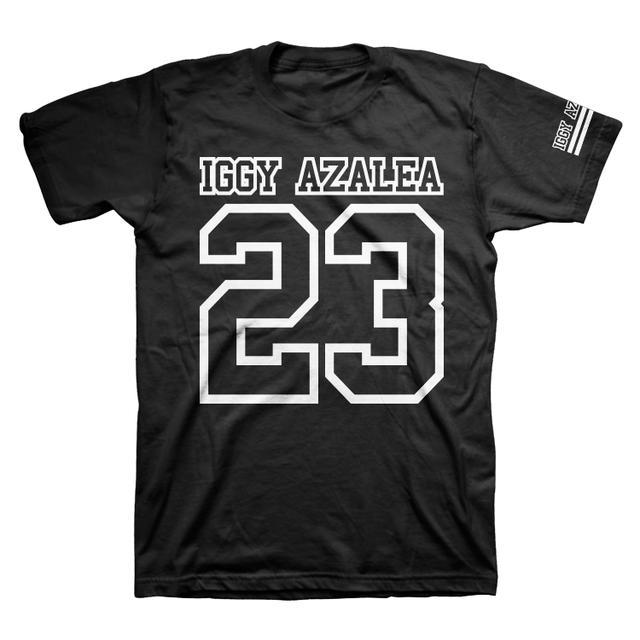 Iggy Azalea T Shirt | 23 Iggy Tee