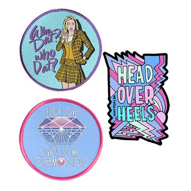 Iggy Azalea The New Classic Patch Set