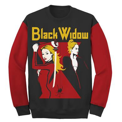 Iggy Azalea Black Widow Sweatshirt
