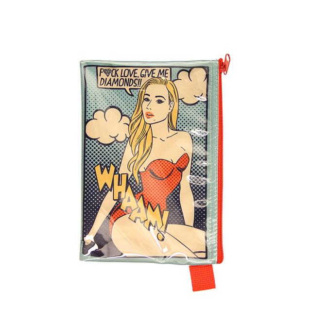 Iggy Azalea Whaam Travel Case
