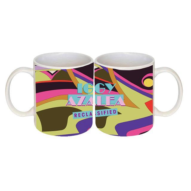 Iggy Azalea Reclassified Mug