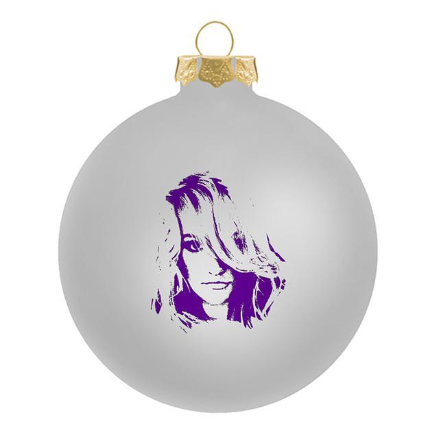 Jamie Lynn Spears Merry Christmas Ornament