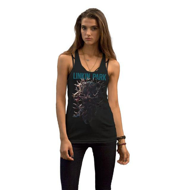 Linkin Park Stag Racerback Tank