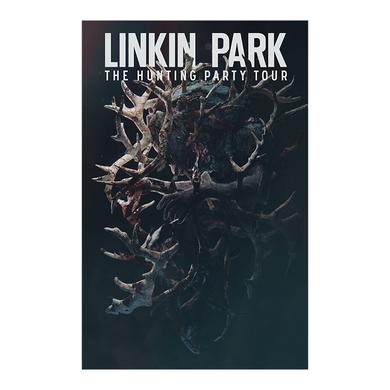 Linkin Park Stag Lithograph