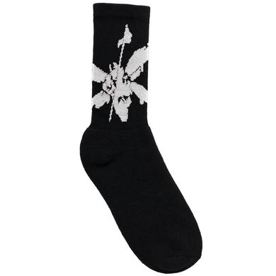 Linkin Park White Street Soldier Socks