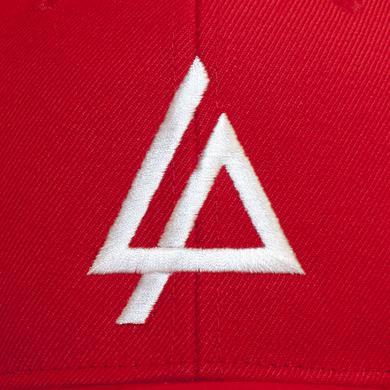 Linkin Park LP Red Snapback