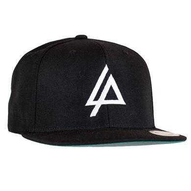 Linkin Park White Embroidered Logo Hat