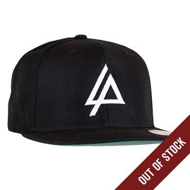 Linkin Park White Embroidered Logo Hat