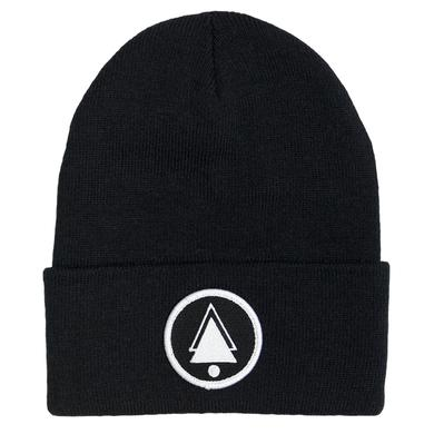 Linkin Park Triangles Patch Beanie