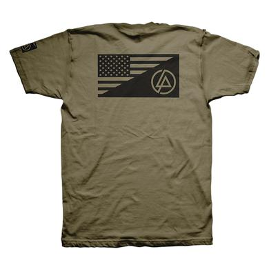 Linkin Park LP Flag Tee