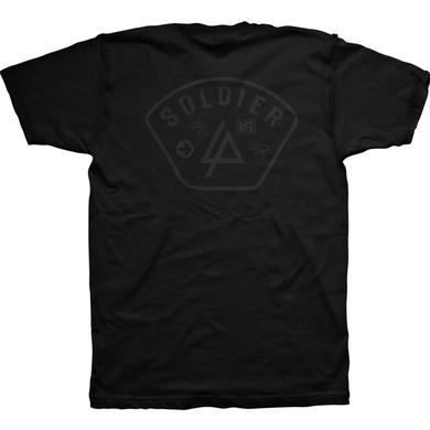 Linkin Park Black Patch Tee