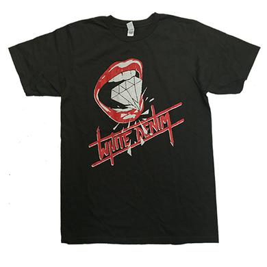 Linkin Park Red Lip Diamond Tee