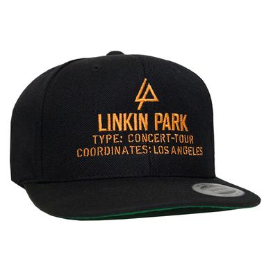 Linkin Park Tour Snapback Hat