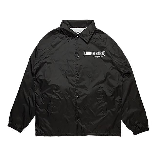 Linkin Park Series New Long Sleeve Women Baseball Jacket ... |Linkin Park Vest
