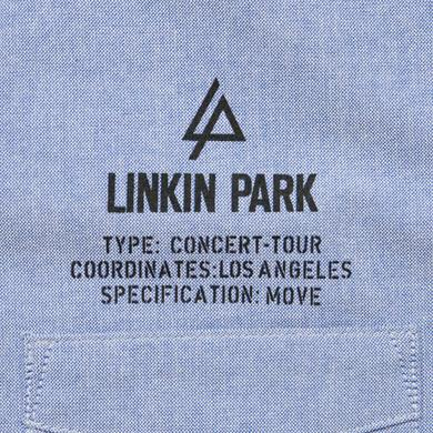 Linkin Park Tour of Duty Oxford Shirt