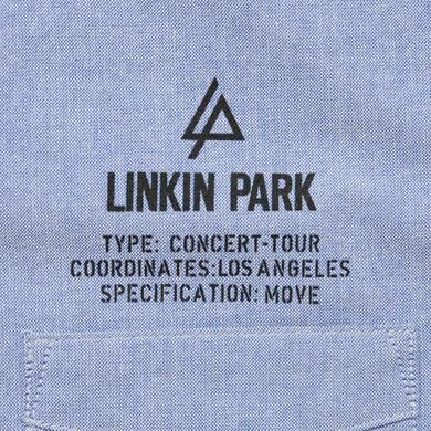 Linkin Park Tour of Duty Oxford Shirt