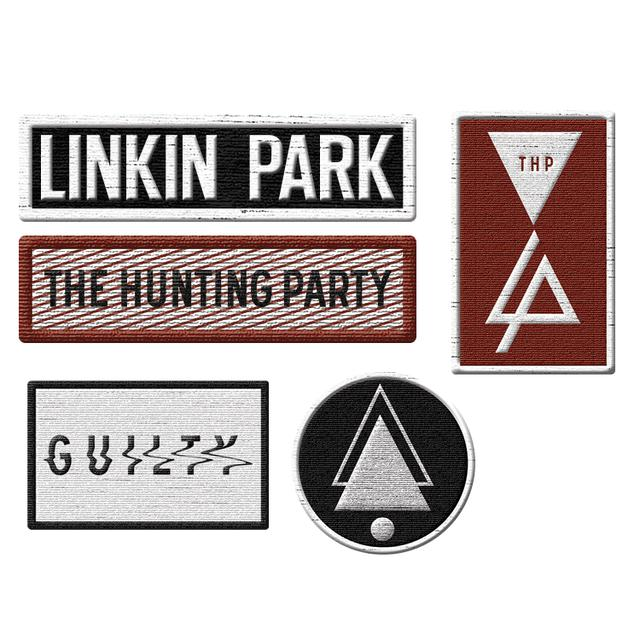Linkin Park Patch Set