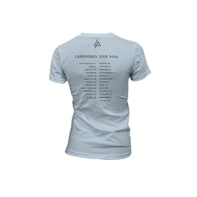 Linkin Park Women's Stag Tour Tee