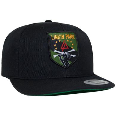 Linkin Park LP Duty Snapback Hat