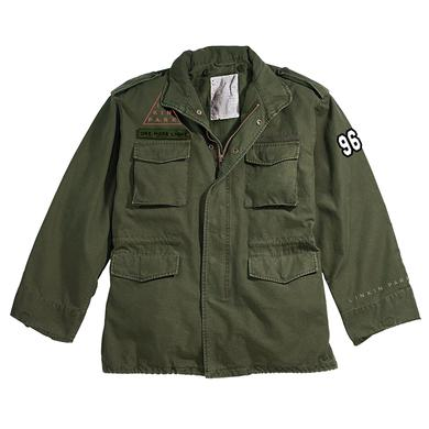 Linkin Park Vintage Tiger Military Jacket