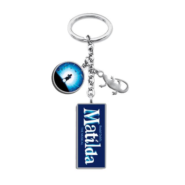Matilda Charm Keychain