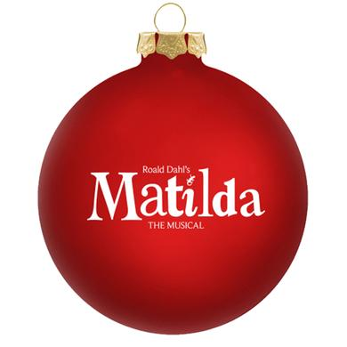 Matilda When I Grow Up Ornament
