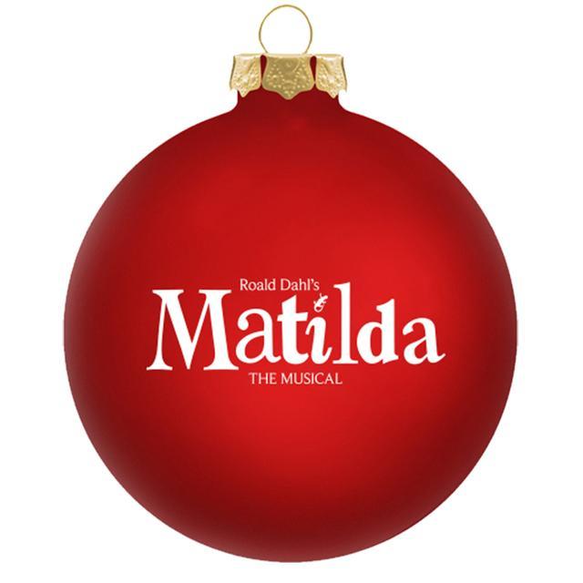 Matilda When I Grow Up Ornament