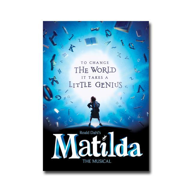 Matilda Logo Magnet