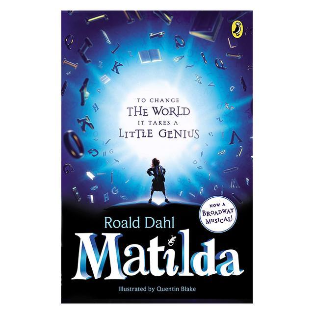 MATILDA CHILDRENS NOVEL