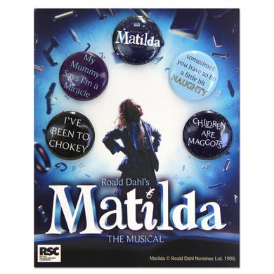 Matilda Button Set