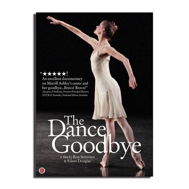 NYC Ballet Dance Goodbye DVD