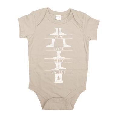 NYC Ballet Baby Gorey Bodysuit