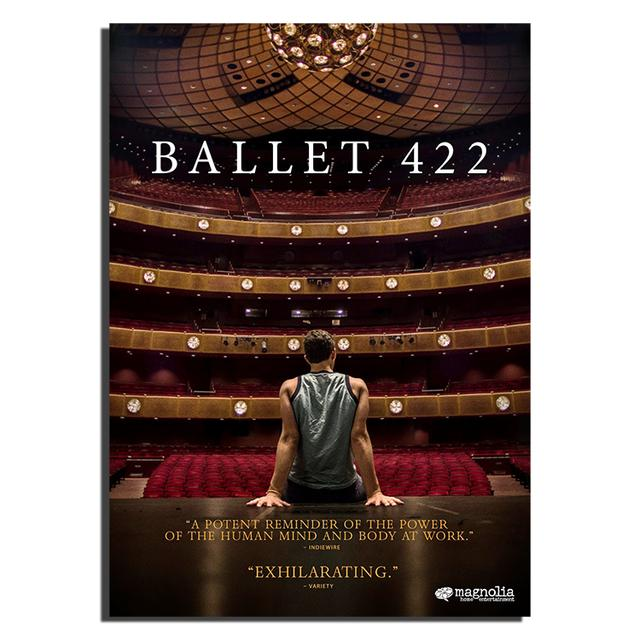 NYC Ballet Ballet 422 DVD