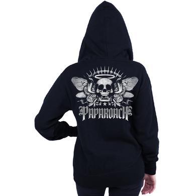 Papa Roach Cobra Skull Hoodie