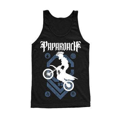 Papa Roach Max Moto Tank