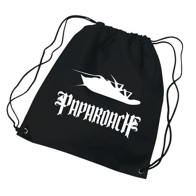 Papa Roach Drawstring Bag