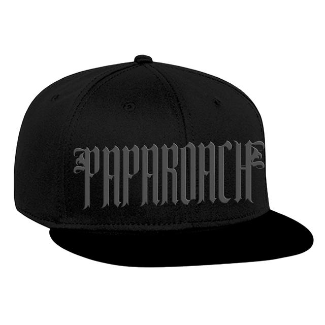 Papa Roach Embroidery Snapback