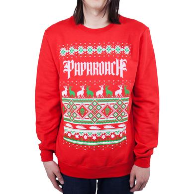 Papa Roach Holiday Sweater
