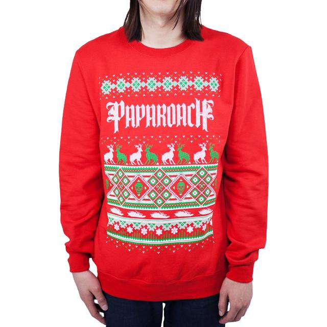 Papa Roach Holiday Sweater