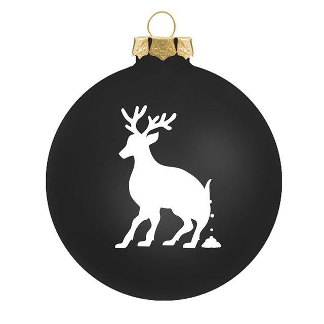 Papa Roach Reindeer Ornament