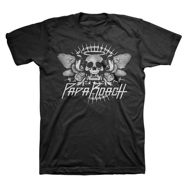 Papa Roach Cobra Skull Tee