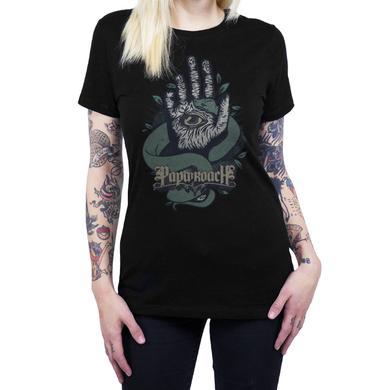 Papa Roach Eye Hand Tee