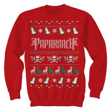 "Papa Roach ""Fake"" Christmas Sweater"